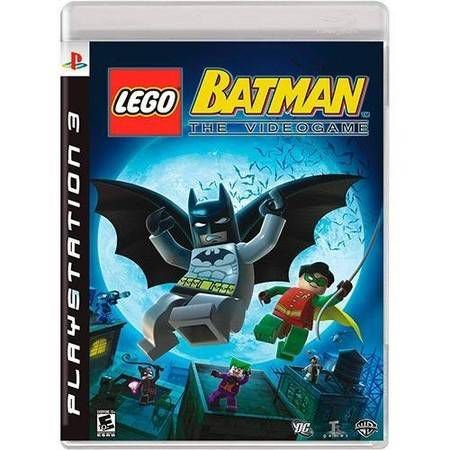 Lego Batman: The Videogame Seminovo – PS3
