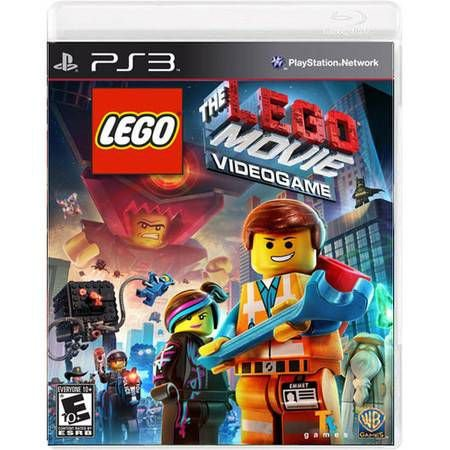 Lego The Movie Videogame Seminovo – PS3