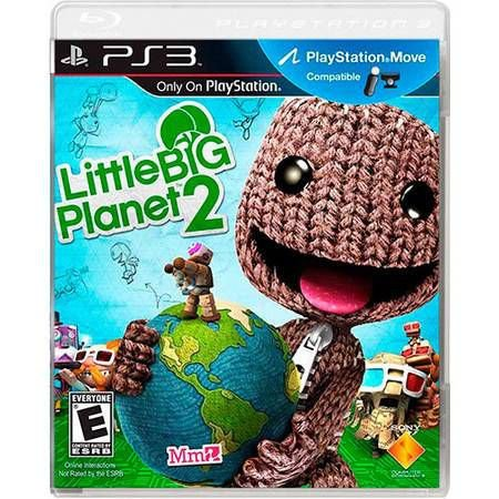 Little Big Planet 2 Seminovo – PS3