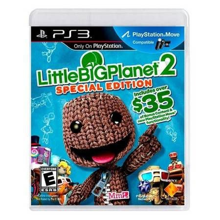 Little Big Planet 2: Special Edition Seminovo – PS3