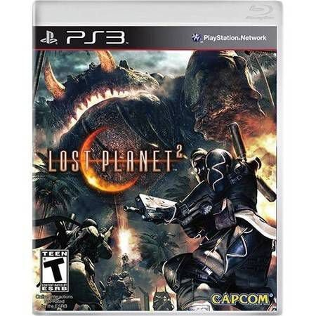 Lost Planet 2 Seminovo - PS3
