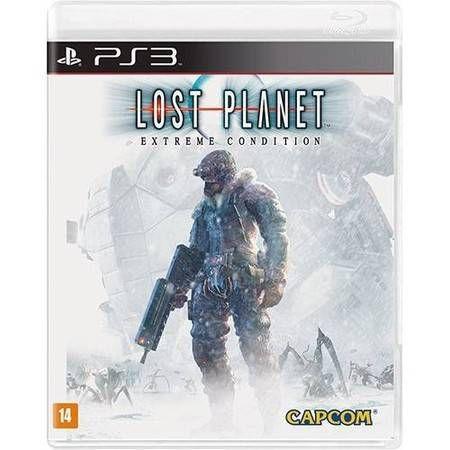 Lost Planet: Extreme Condition Seminovo – PS3