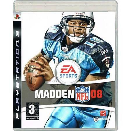 Madden NFL 08 Seminovo – PS3