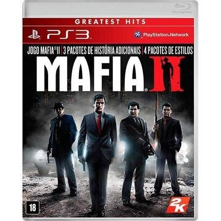 Mafia 2 Seminovo – PS3