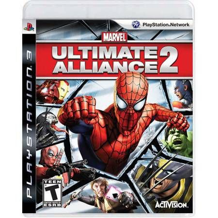 Marvel Ultimate Alliance 2 Seminovo – PS3