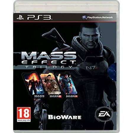 Mass Effect Trilogy Seminovo – PS3