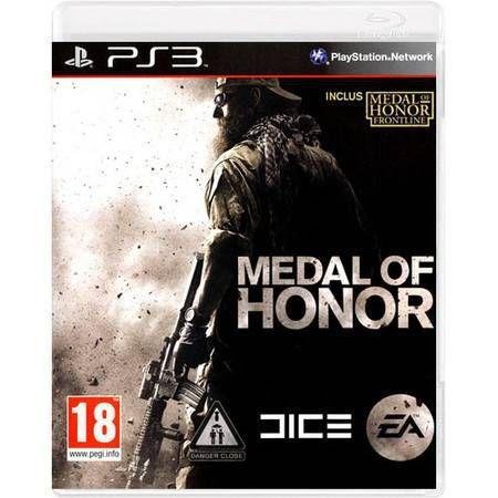 Medal of Honor Seminovo – PS3