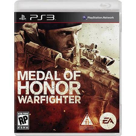 Medal of Honor: Warfighter Seminovo – PS3