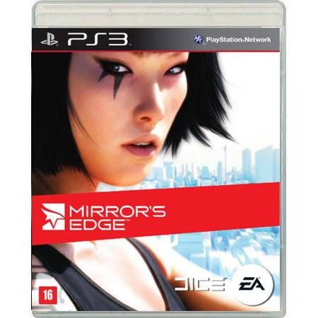 Mirror's Edge Seminovo – PS3