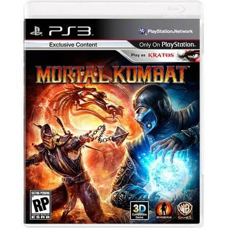 Mortal Kombat Seminovo – PS3