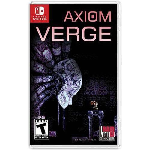 Axiom Verge Seminovo – Nintendo Switch