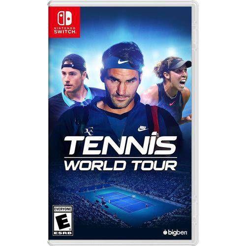 Tennis World Tour Seminovo – Nintendo Switch