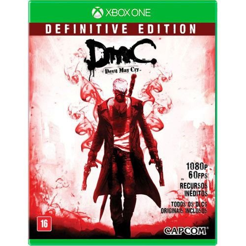 DMC Devil May Cry – Xbox One