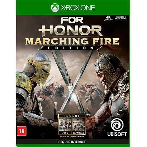 For Honor Marching Fire Edition – Xbox One