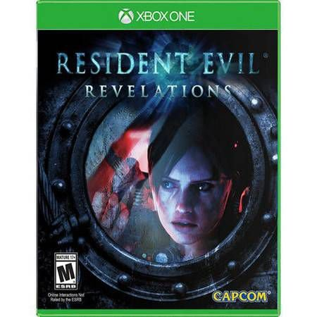 Resident Evil Revelations – Xbox One