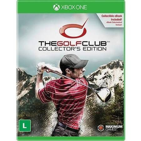 The Golf Club Collectors Edition – Xbox One