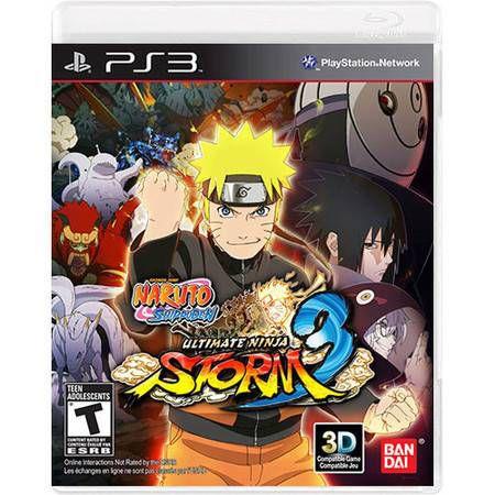 Naruto Shippuden – Ultimate Ninja Storm 3 Seminovo – PS3