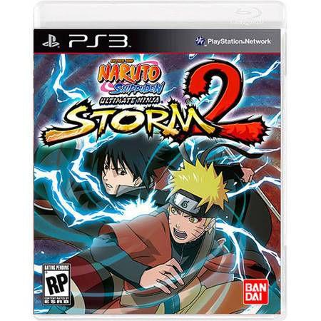 Naruto Shippuden: Ultimate Ninja Storm 2 Seminovo – PS3