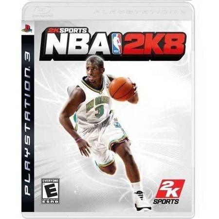 NBA 2K8 Seminovo – PS3