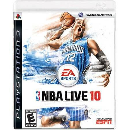 NBA Live 10 Seminovo – PS3