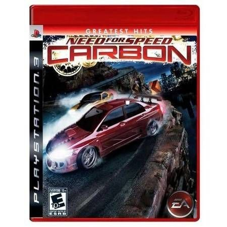 Need For Speed Carbon Seminovo – PS3