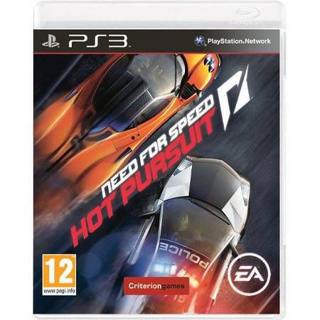 Need For Speed Hot Pursuit Seminovo – PS3
