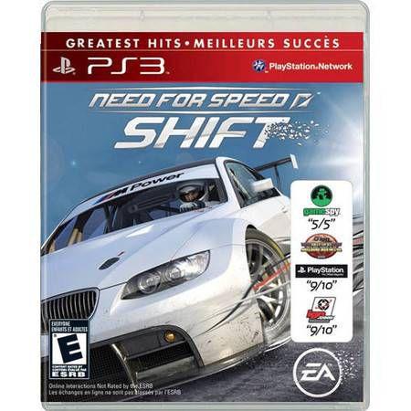 Need For Speed Shift Seminovo – PS3