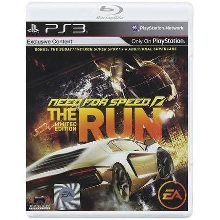 Need For Speed The Run Seminovo – PS3