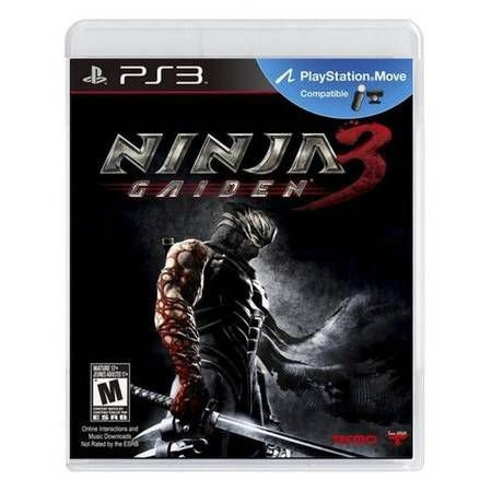Ninja Gaiden 3 Seminovo – PS3