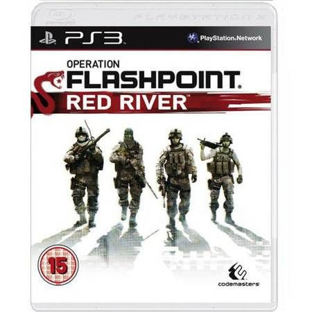 Operation Flashpoint Red River Seminovo – PS3