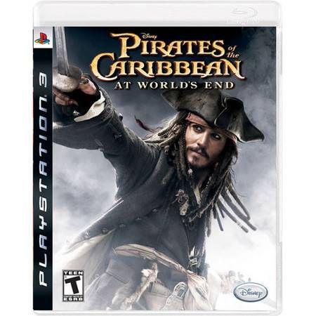 Pirates of the Caribbean: At World's End Seminovo – PS3