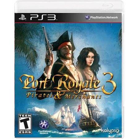 Port Royale 3 Seminovo – PS3