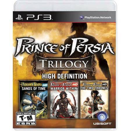Prince Of Persia Trilogy Seminovo – PS3