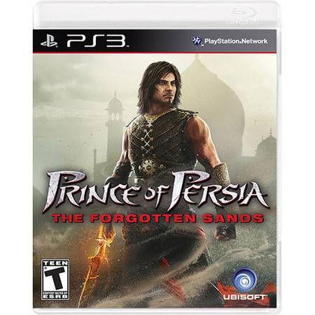 Prince of Persia: The Forgotten Sands Seminovo – PS3