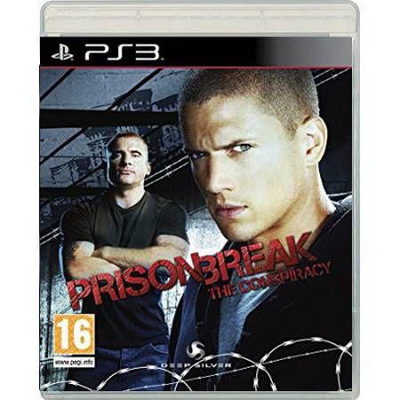 Prison Break The Conspiracy Seminovo – PS3