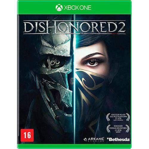 Dishonored 2 Seminovo – Xbox One
