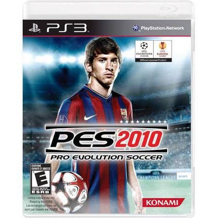 Pro Evolution Soccer 2010 Seminovo – PS3