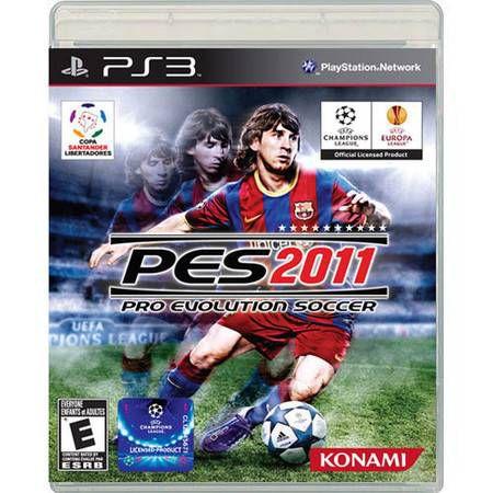 Pro Evolution Soccer 2011 Seminovo – PS3