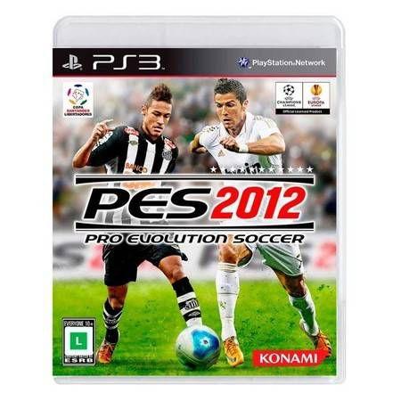 Pro Evolution Soccer 2012 Seminovo – PS3