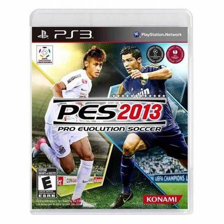 Pro Evolution Soccer 2013 Seminovo – PS3