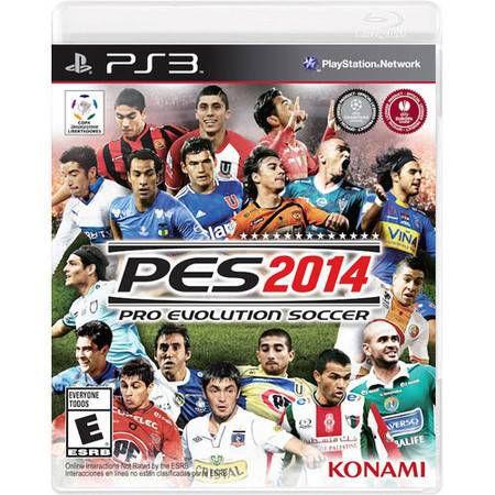 Pro Evolution Soccer PES 2014 Seminovo – PS3
