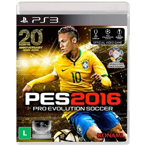 Pro Evolution Soccer Pes 2016 Seminovo – PS3