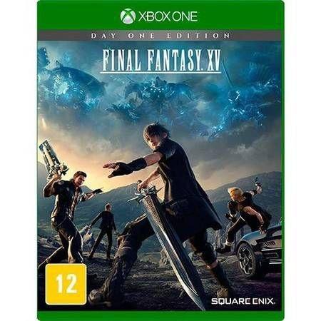 Final Fantasy XV Seminovo – Xbox One