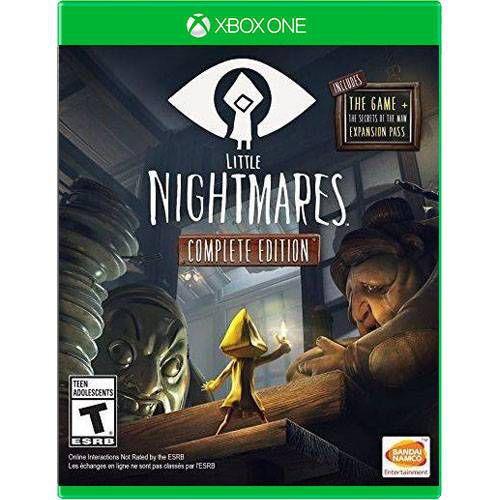 Little Nightmares Complete Edition Seminovo – Xbox One