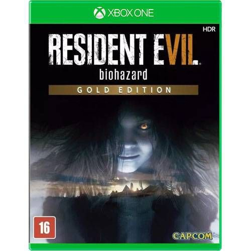 Resident Evil 7 Biohazard Gold Edition Seminovo – Xbox One