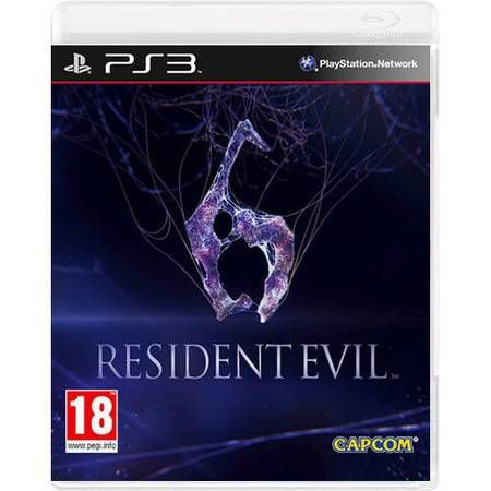 Resident Evil 6 Seminovo – PS3