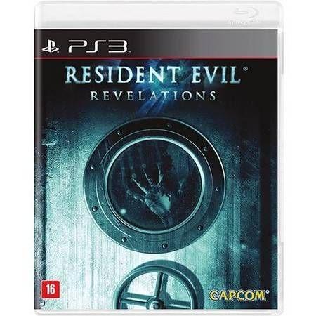 Resident Evil: Revelations Seminovo – PS3