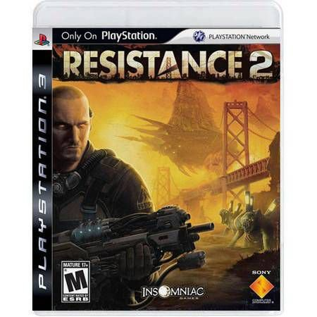 Resistance 2 Seminovo – PS3