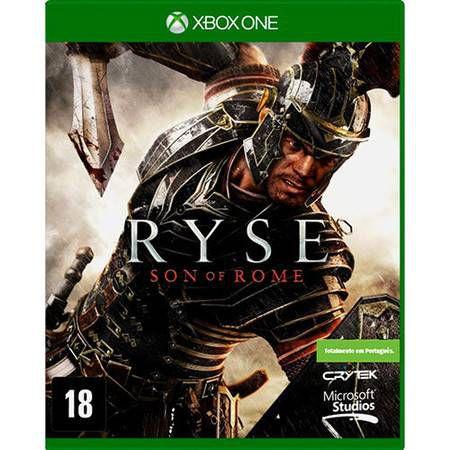 Ryse Son of Rome Seminovo – Xbox One