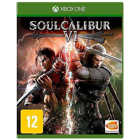 SoulCalibur VI Seminovo – Xbox One